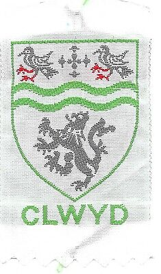 Clwyd District Scout Badge
