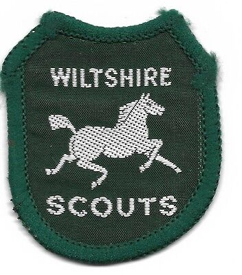 Wiltshire Scouts District Scout Badge