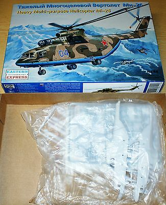 Mil Mi-26 (VVS) in 1/144 von Eastern Express
