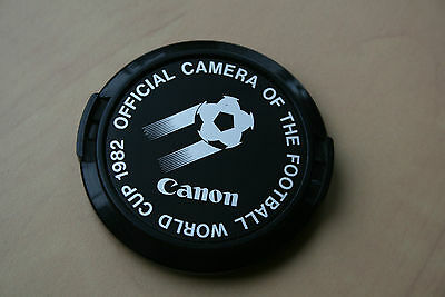 Canon Football Word Cup 1982  52Mm Lens Cap