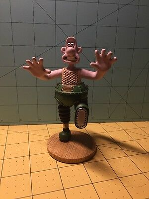 Wallace & Gromit Wrong Trousers Wallace Figurine