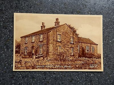 Early Frith postcard-Youth Hostel - Dacre Bank - North Yorkshire