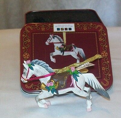 TRAIL OF PAINTED PONIES Victorian Christmas  HORSE   4022242d  NEW ornament