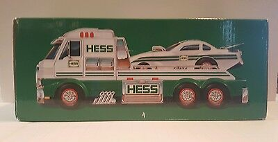 2016 HESS TOY TRUCK AND DRAGSTER - New!