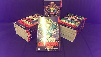 Scary Lessons 1 bis 16 komplett   TOKYOPOP