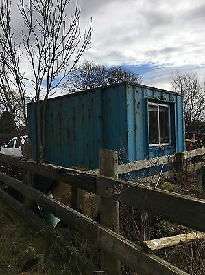 10x8 Secure Office Container