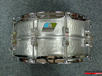 "Ludwig USA Hammered Acrolite Snaredrum 14x6,5""  -  LM405K"