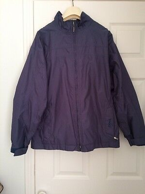 Ladies Waterproof Toggi  Jacket Navy Size Medium