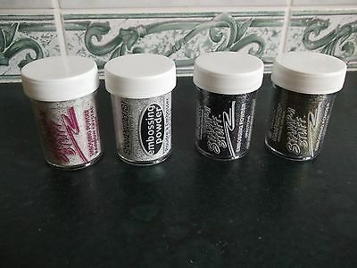 Stampendous Embossing Powders x 4  ~ Brand New ~