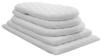 BRAND NEW- Safety Mattress 74 x 28 x 4 cm oval - Made to Order - MADE IN UK