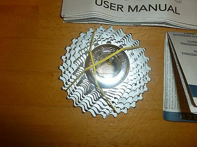 New Campagnolo Potenza 11 speed Cassette 12 - 27
