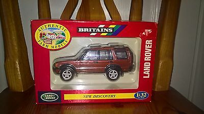 Britains Land Rover New Discovery 1:32 Die Cast Model in Box