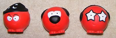 Comic Relief Red Nose Day Red Noses 2017 The Snorcerer DJ Boogie Sniffer