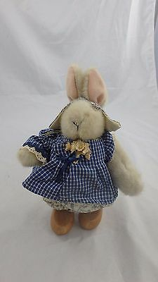 Hoppy VanderHare DUTCH TREAT Bunny and Outfit - Including Wood Shoes !!