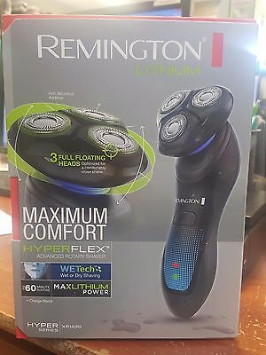 Brand New Remington Hyper Flex Series Rotaty Shaver Lithium Power - Xr1430