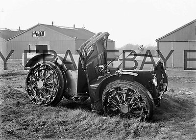 c1930 British Army Pavesi P4 4 x 4 Artillery Tractor  Photograph
