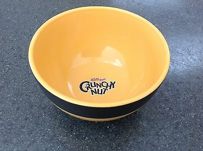 One Kellogg's Crunchy Nut Cereal Bowl