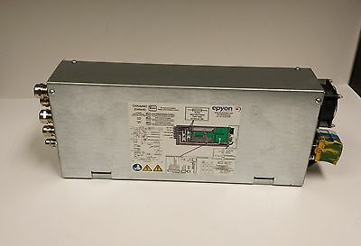 ABB Epyon Elec Vehicle Charging Station Connection Controller Module 4EVM000082