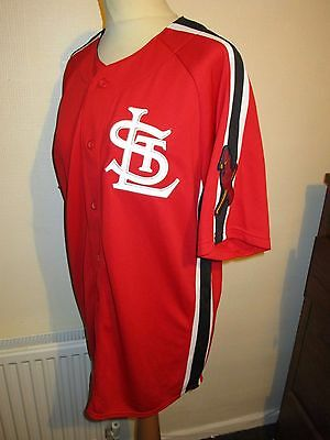 Vintage St Louis Cardinals Baseball Jersey 6 Musail medium