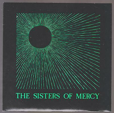 The Sisters Of Mercy Disco 45 Giri Temple Of Love B/w Heartland Merciful Release