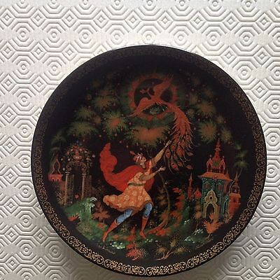 Bradford Exchange Russian Legends Plate - The Tsarevich and the Firebird