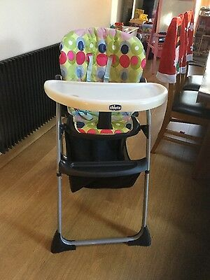Chicco Polly Highchair 2 in 1