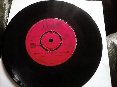 Wild Country Song Of The Lonley Traveller Anglo Records