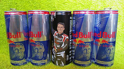 4+1 RED BULL + BURN CAN HUNGARY LIMITED AIR RACE  EDITION (2015)  Empty