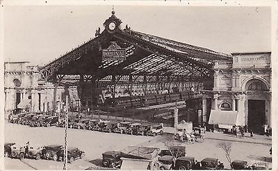 CHILE - Santiago - Estacion Central - Photo Postcard