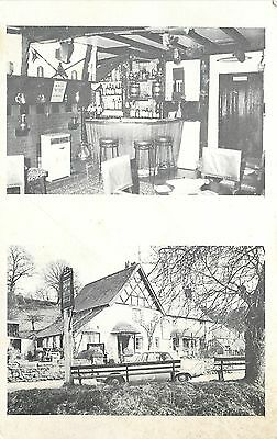 s10409 Cottage of Content, Carey, Hereford, Herefordshire, England postcard