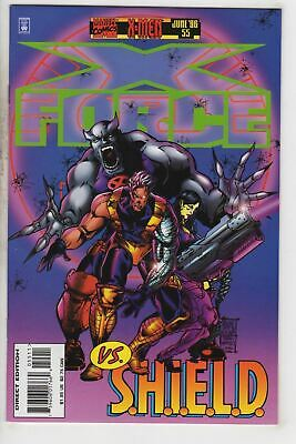 X-Force 55 Marvel 1996