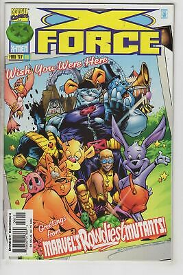 X-Force 66 Marvel 1997