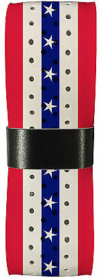 Rawlings Premium Synthetic Bat Grips - Light 1.00 Mm - Star Spangled Banner
