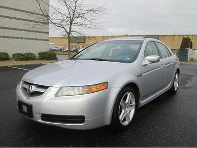 2004 Acura TL Base Sedan 4-Door 2004 Acura TL 3.2 Sedan 1 Owner Extra Clean Sharp Car Great Find Free Shipping