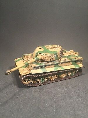 Bolt Action Warlord 1/56 28mm German Tiger Tank Italeri Plastic Painted Panzer