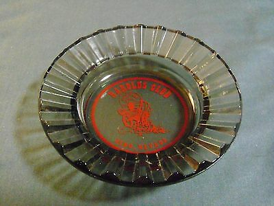 Vintage Harold's Club Reno Nevada Glass Ashtray