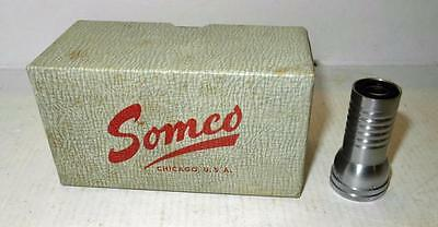 "Vintage Somco 8 Mm Wide Angle Projection 3/4"" Lens  In Box"