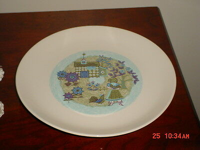 """Steubenville Usa """"homestead"""" 10""""  Dinner Plate Country Theme 7 Available"""