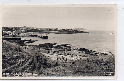 """""postcard The Beach,cemaes Bay,anglesey,wales"""""