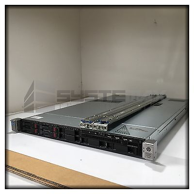 HPE ProLiant DL360p Gen8 2x Xeon E5-2690 2.9GHz 16-Core 1U Rack Server w/ 128GB