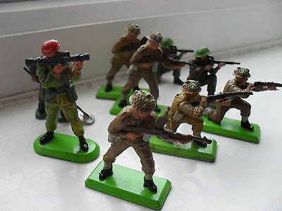 britains deetail etc. modern army lot