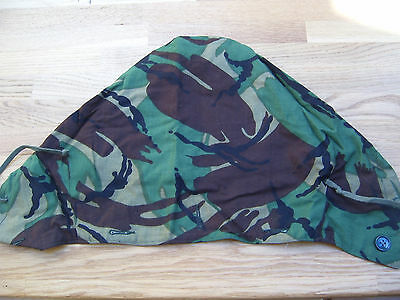 Early DPM Combat Jacket button on Hood  - Falklands campaign