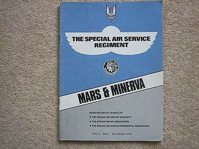 Vol.3 # 1 December 1970 'Mars & Minerva' Journal of the Special Air Service