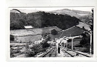 Somerset. West Somerset Mineral Railway. Brendon Hill Incline. Plain Backed. (2)