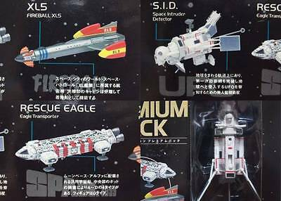 1999  Konami EAGLE &  XL5 Fireball & SID s.i.d  premium pack UFO  SF Movie