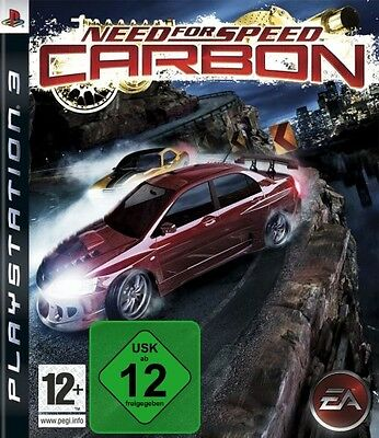 Need for Speed Carbon - PS3 Playstation 3 Spiel - NEU OVP