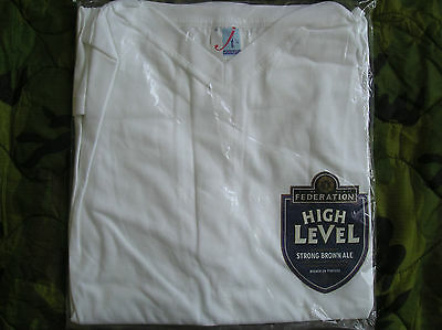 Federation Brewery Gateshead High Level Strong Brown Ale T Shirt Size Xl