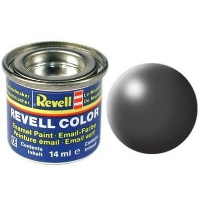 (12,64€/100ml) Revell Email Color 14ml dunkelgrau, seidenmatt  32378