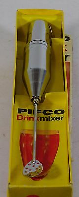 PIFCO Vintage Battery Operated Drink Mixer
