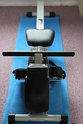 v-fit air rower  rowing machine